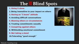 10 Blind Spots Pic 2