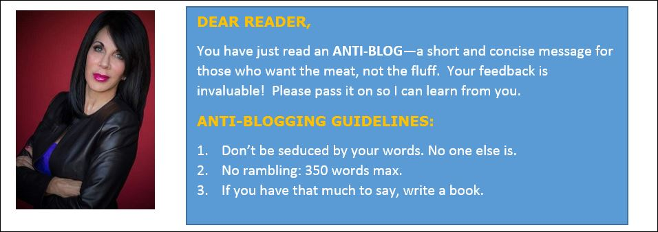 Anti Blog